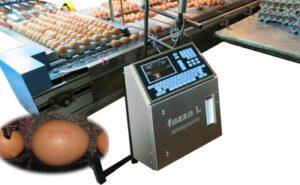 Аппарат для маркировки яиц от Domino