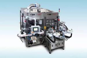 Новое оборудование для нанесения этикеток от Sacmi